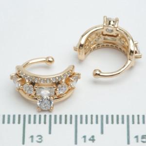 Сережки XUPING Gold 510952