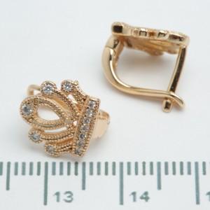 Сережки XUPING Gold 510951