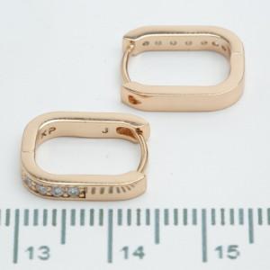 Сережки XUPING Gold 510950