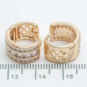 Сережки XUPING Gold 510948
