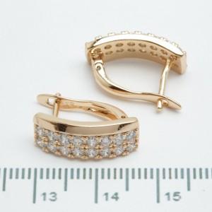 Сережки XUPING Gold 510946