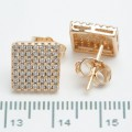 Сережки XUPING Gold 510945