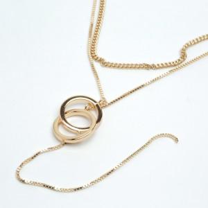 Цепочка XUPING GOLD (44 + 5 см.) 512306