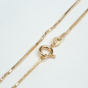 Цепочка XUPING GOLD (50 х 0.1 см.) 512303