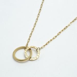"Цепочка XUPING GOLD ""лимонне покриття"" (40.5 + 5 см.) 511816"