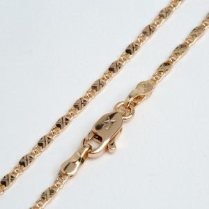 Цепочка XUPING GOLD (45.5 х 0.2 см.) 511469