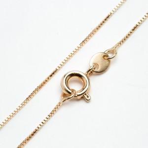 Цепочка XUPING GOLD (46.3 х 0.1 см.) 511093