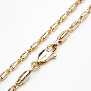 Цепочка XUPING GOLD (45.5 х 0.3 см.) 511087