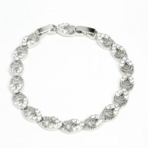 Браслет XUPING Silver (18 + 2 х 0.9 см.) 205678