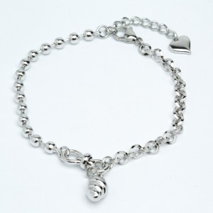 Браслет XUPING Silver (19 + 3.5 х 0.5 см.) 205670