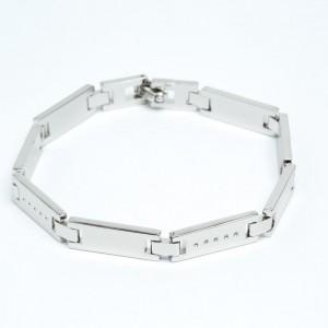 Браслет XUPING Silver (19.6 х 0.7 см.) 205669