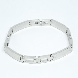 Браслет XUPING Silver (19.4 х 0.6 см.) 205667