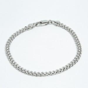 Браслет XUPING Silver (18.7 х 0.4 см.) 205647