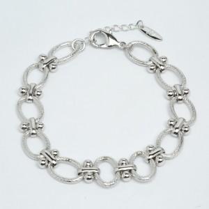 Браслет XUPING Silver (20.5 + 3 х 1 см.) 205558