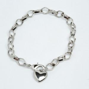 Браслет XUPING Silver (20 х 0.7 см.) 205557
