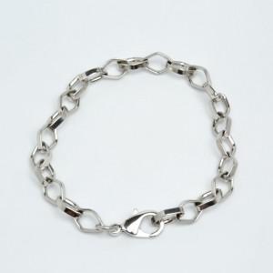 Браслет XUPING Silver (19 х 0.7 см.) 205556