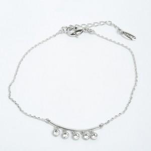 Браслет XUPING Silver (17.5 + 3 см.) 205533