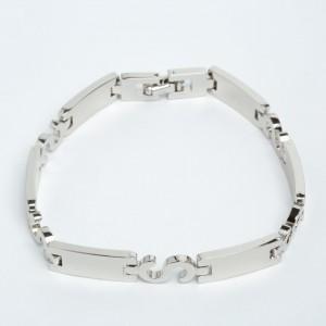 Браслет XUPING Silver (20 х 0.8 см.) 205530