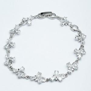 Браслет XUPING Silver (18 + 2.5 х 1 см.) 205324