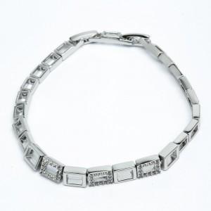 Браслет XUPING Silver (17.5 + 1.5 x 0.6 см.) 205322