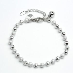 Браслет XUPING Silver (17 + 3 x 0.4 см.) 205317