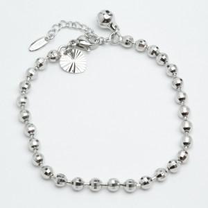 Браслет XUPING Silver (17 + 3 x 0.4 см.) 205266
