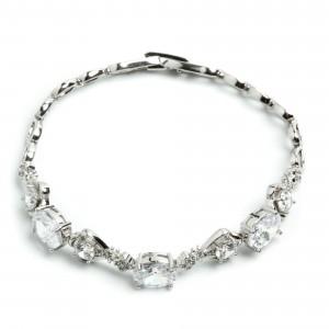 Браслет XUPING Silver (18 x 0.7 см.) 205132