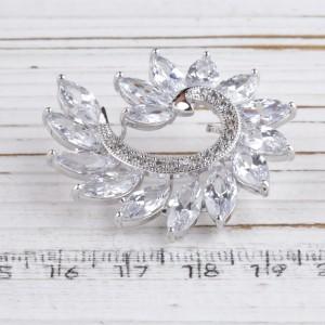 Брошки XUPING Silver 70209