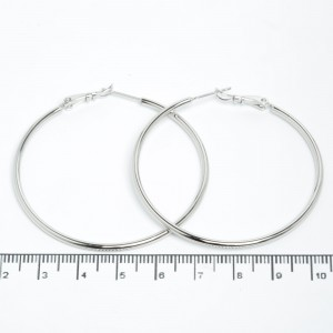 Сережки XUPING Silver (Ø 5.1 см.) 205518