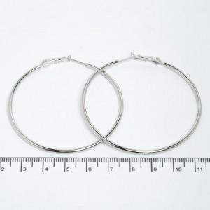 Сережки XUPING Silver (Ø 5.4 см.) 205517