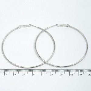 Сережки XUPING Silver (Ø 5.9 см.) 205514