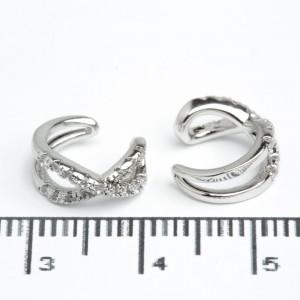 Сережки XUPING Silver 205503