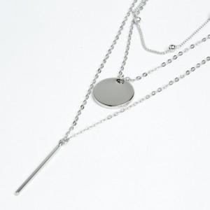 Цепочки XUPING Silver (48 + 5 см.) 205628