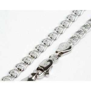 Цепочки XUPING Silver (55 х 0.4 см.) 205572