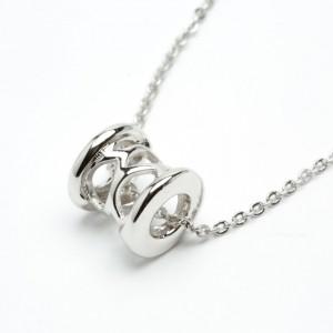 Цепочки з кулоном XUPING Silver (40 + 5 х 0.2 см.) 205387
