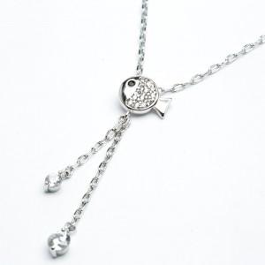 Цепочки з кулоном XUPING Silver (45 + 3 х 0.2 см.) 205311