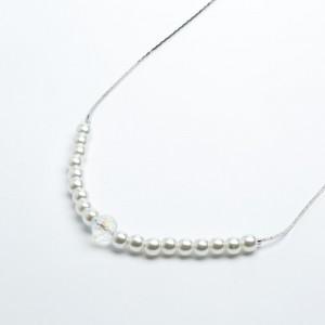 Цепочки з кулоном XUPING Silver (50 + 5 см.) 205304