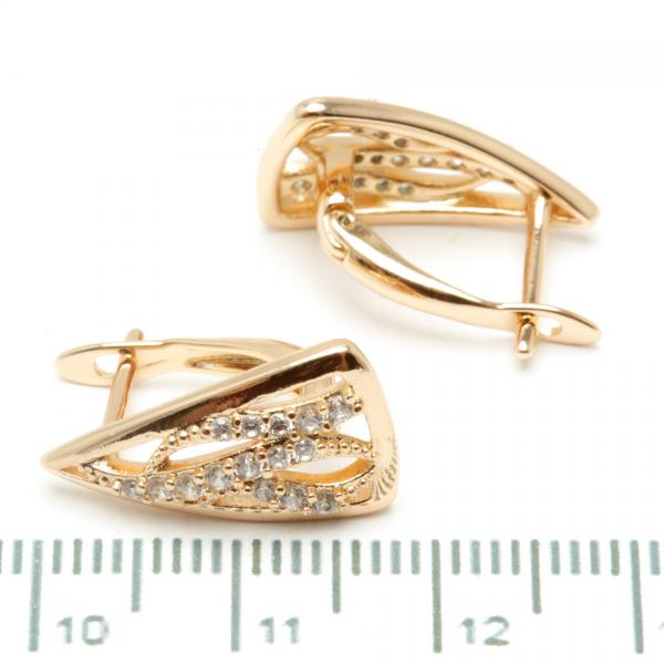 Сережки XUPING Gold 510251