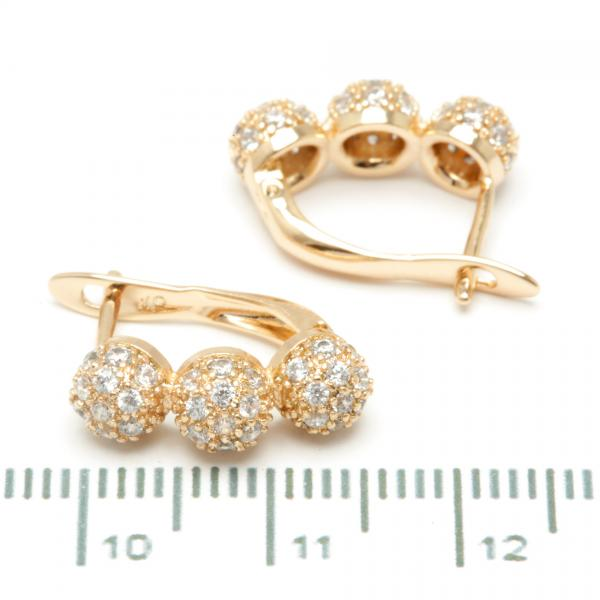 Сережки XUPING Gold 510258