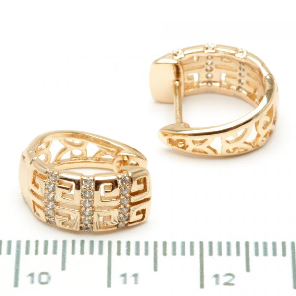 Сережки XUPING Gold 510261