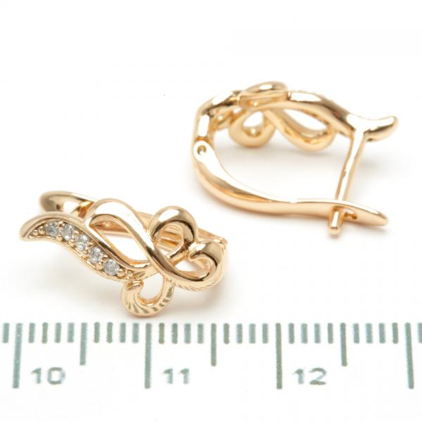 Сережки XUPING Gold 510271