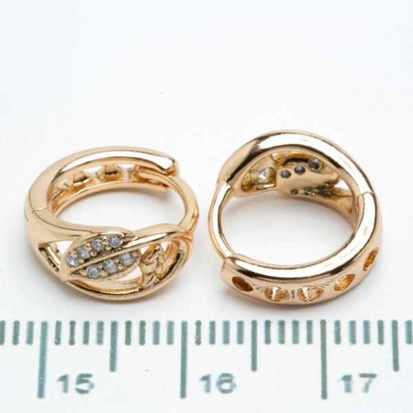 Сережки XUPING Gold 511135