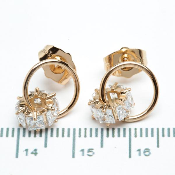 Сережки XUPING Gold 511137