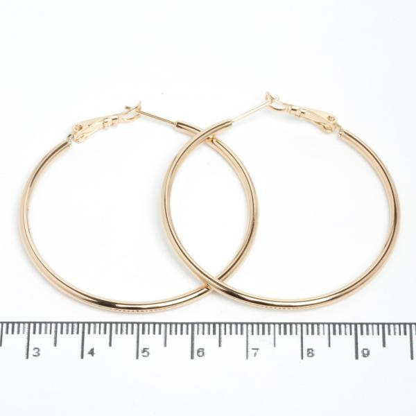"Сережки XUPING Gold ""Ø 4.5 см."" 511564"